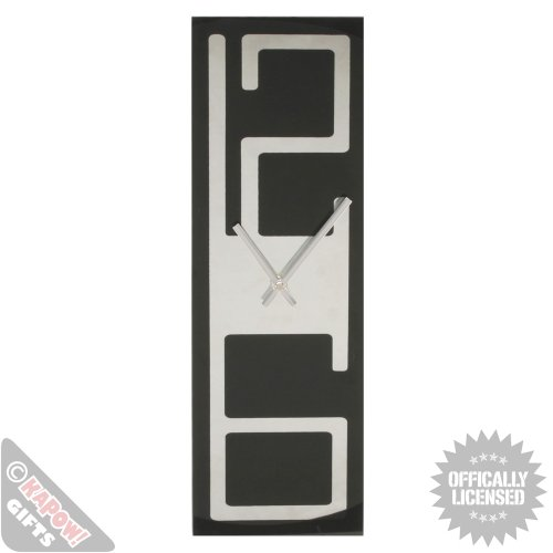 Design led contempary clock – cool modern wall clock- Extra Large